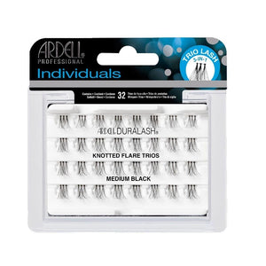 Ardell Lashes Trio Individuals - Medium Black
