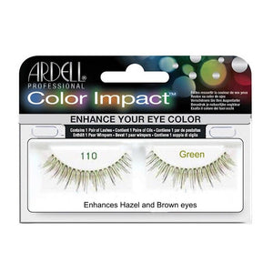 Ardell Lashes Color Impact Green