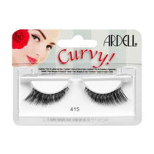 Load image into Gallery viewer, Ardell Lashes Curvy 415