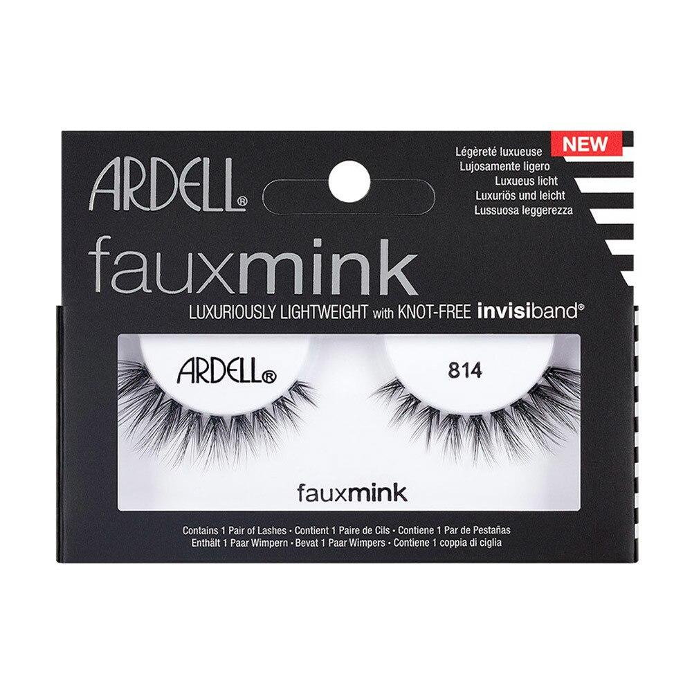Ardell Lashes Faux Mink 814