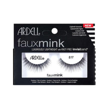 Load image into Gallery viewer, Ardell Lashes Faux Mink 817