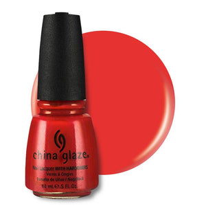 China Glaze Nail Lacquer 14ml - Aztec Orange