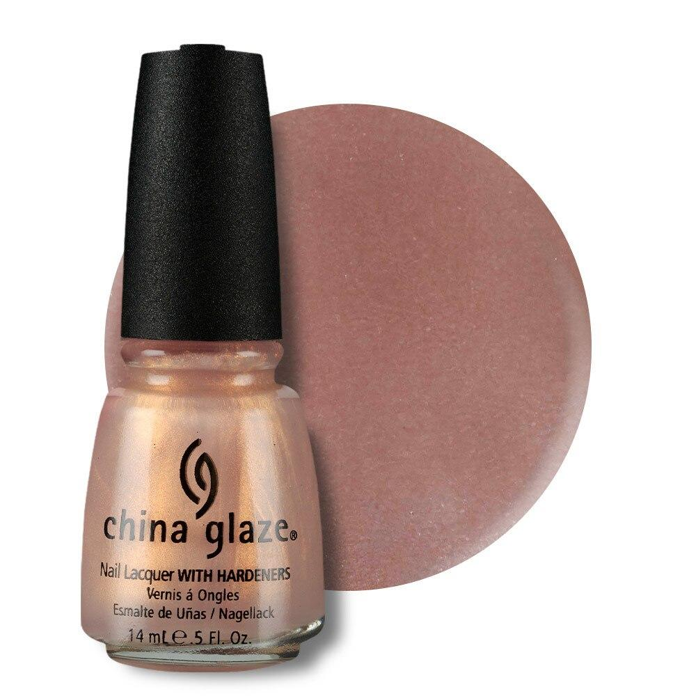 China Glaze Nail Lacquer 14ml - Camisole