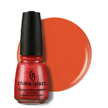 Load image into Gallery viewer, China Glaze Nail Lacquer 14ml - Coral Star