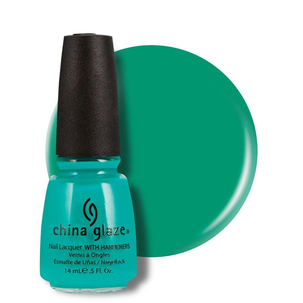 China Glaze Nail Lacquer 14ml - Four Leaf Clover