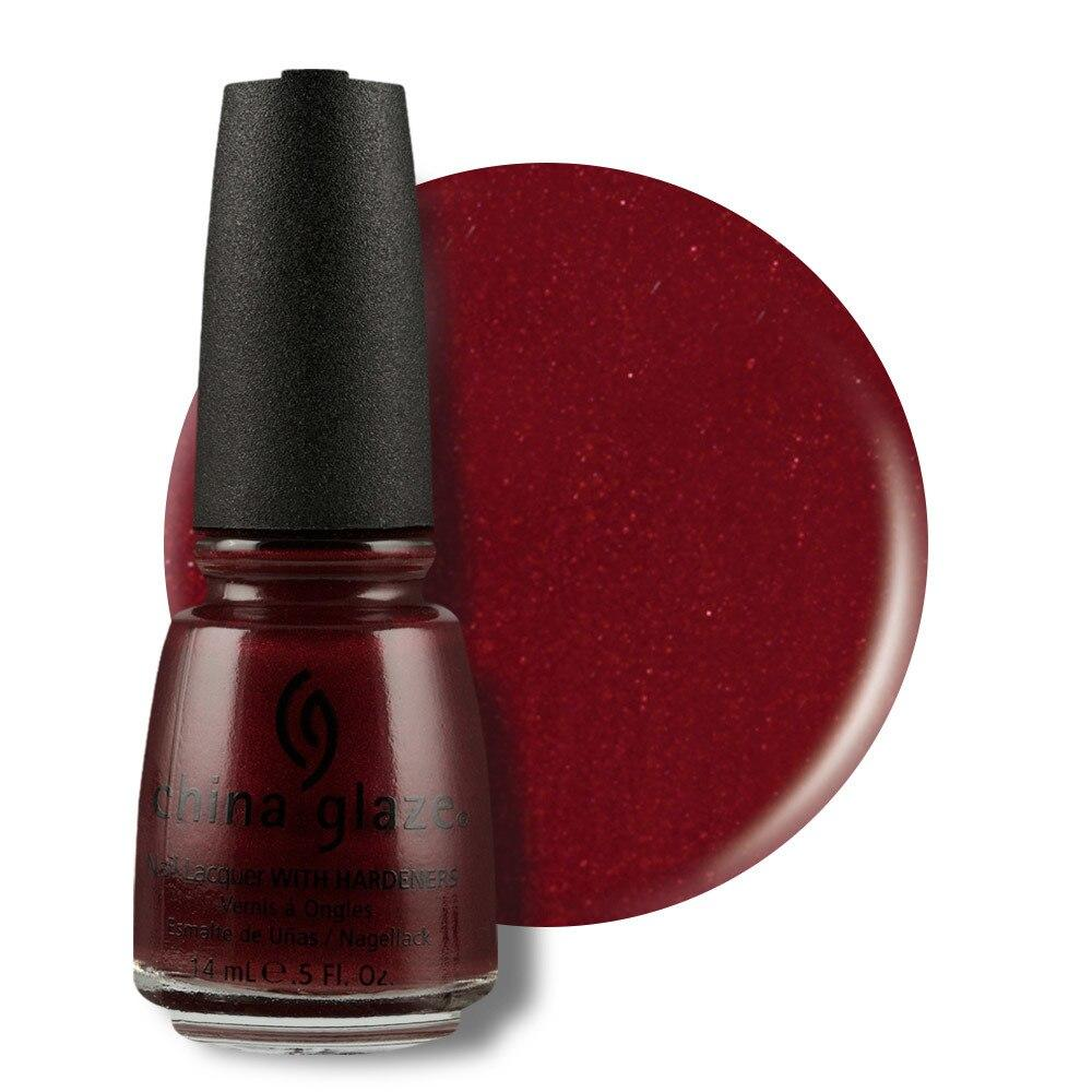 China Glaze Nail Lacquer 14ml - Heart of Africa