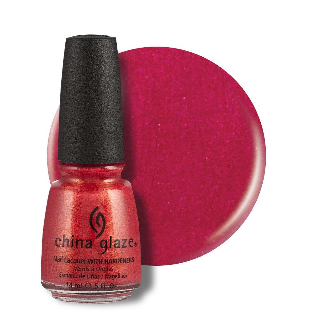 China Glaze Nail Lacquer 14ml - Jamaican Out