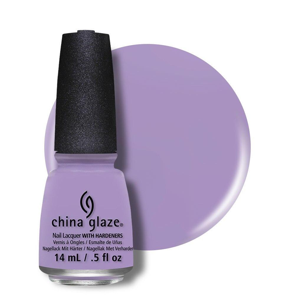 China Glaze Nail Lacquer 14ml - Lotus Begin
