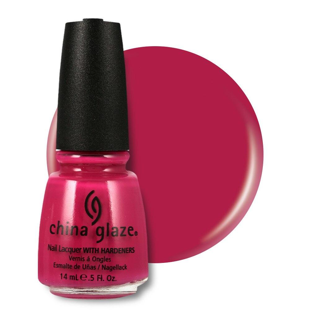China Glaze Nail Lacquer 14ml - Make an Entrance