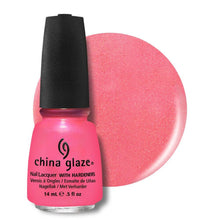 Load image into Gallery viewer, China Glaze Nail Lacquer 14ml - Pink Plumeria