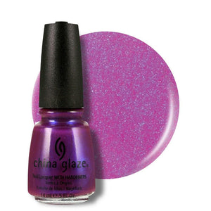 China Glaze Nail Lacquer 14ml - Reggae To Riches