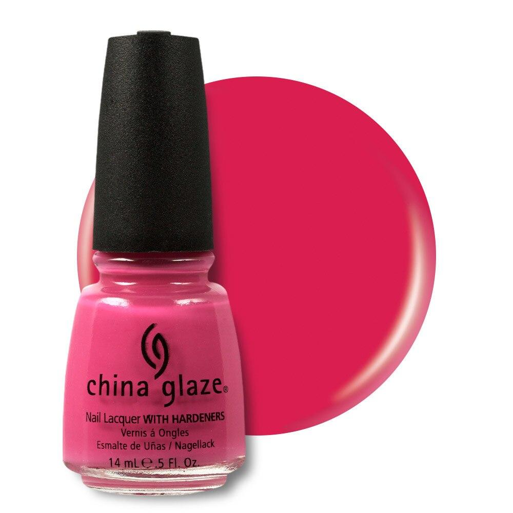 China Glaze Nail Lacquer 14ml - Rich & Famous