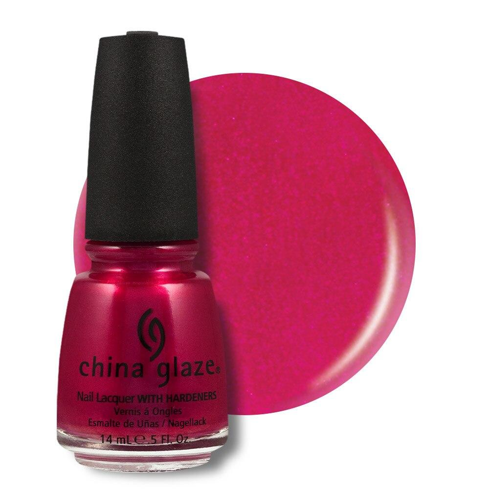 China Glaze Nail Lacquer 14ml - Sexy Silhouette