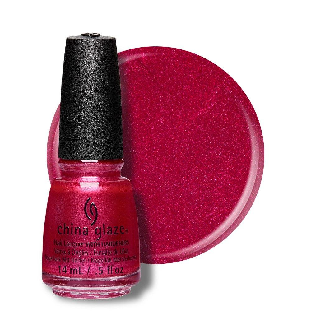 China Glaze Nail Lacquer 14ml - The More The Berrier