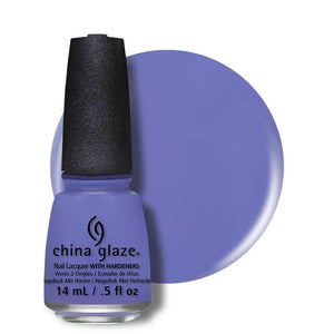 China Glaze Nail Lacquer 14ml - What a Pansy