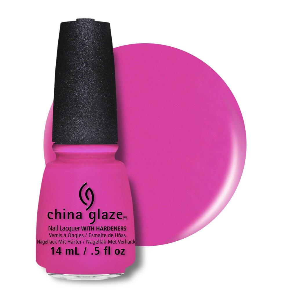 China Glaze Nail Lacquer 14ml - You Drive Me Coconuts