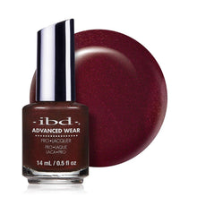 Load image into Gallery viewer, ibd Advanced Wear Lacquer 14ml - Bustled Up