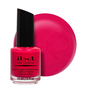 ibd Advanced Wear Lacquer 14ml - Dragon Fruit Neon