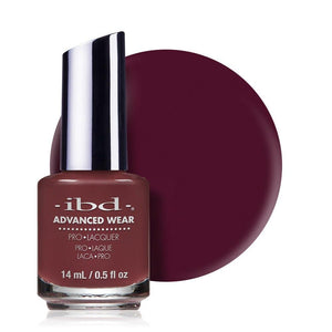 ibd Advanced Wear Lacquer 14ml - Petal Imprint