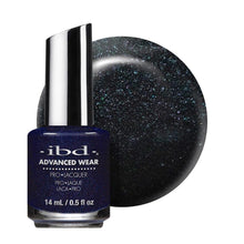 Load image into Gallery viewer, ibd Advanced Wear Lacquer 14ml - Touch of Noir