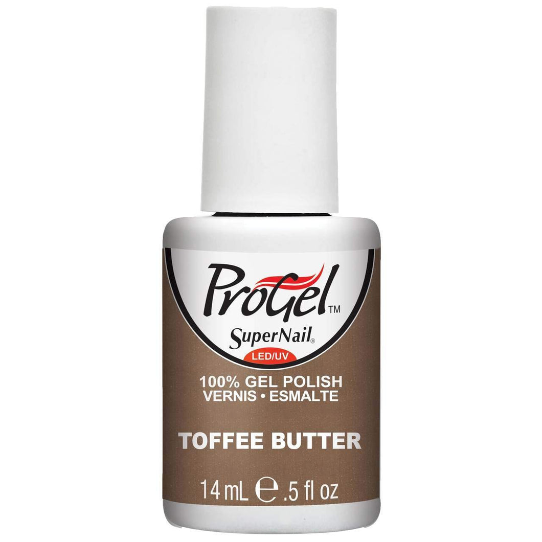 Supernail ProGel Polish - Toffee Butter
