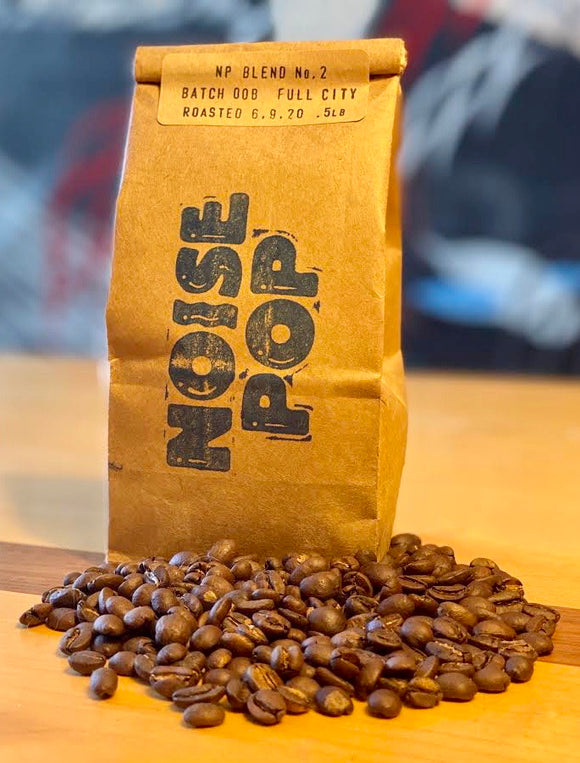 Noise Pop Coffee Blend No.2