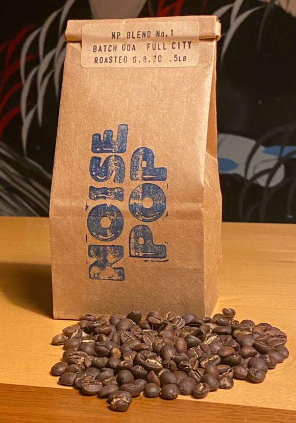 Noise Pop Coffee Blend No.1