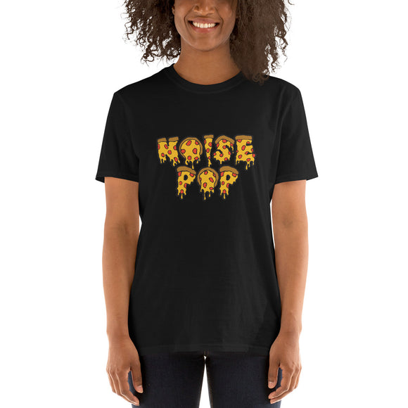 Noise Pop PIZZA Logo T-Shirt