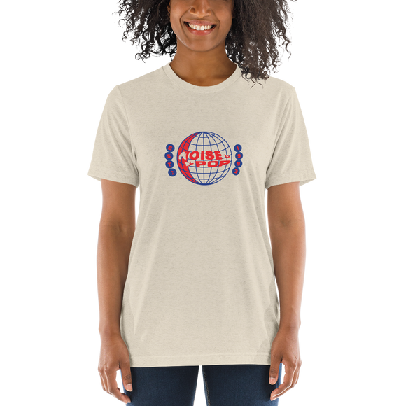 Classic Noise Pop Globe T-shirt