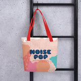 Chi Michalski Noise Pop 2018 All-Over Tote