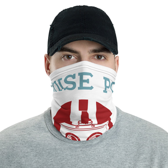 Shepard Fairey Noise Pop 25 Logo Face Mask