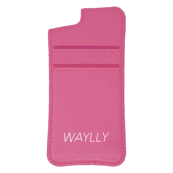 ■Only Dresser■ CARD CASE CHERRY PINK