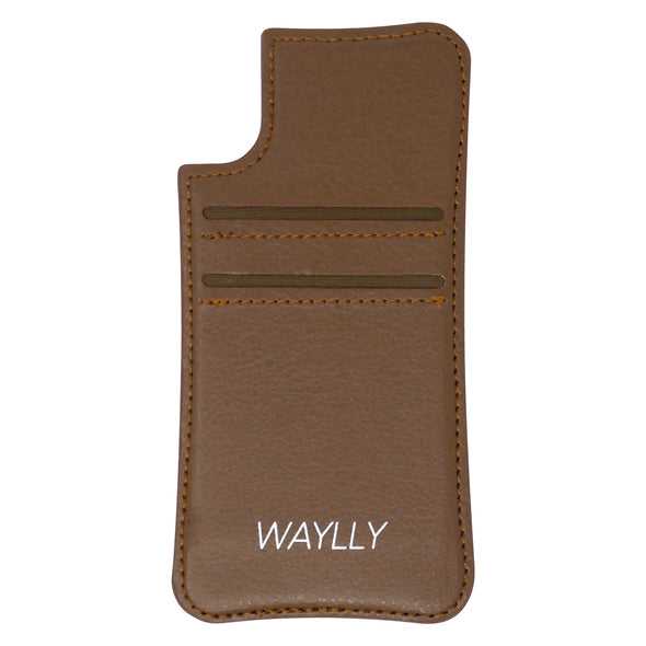 ■Only Dresser■ CARD CASE BROWN