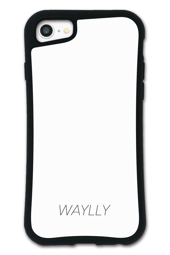 ■SET■ SMALL LOGO White WAYLLY