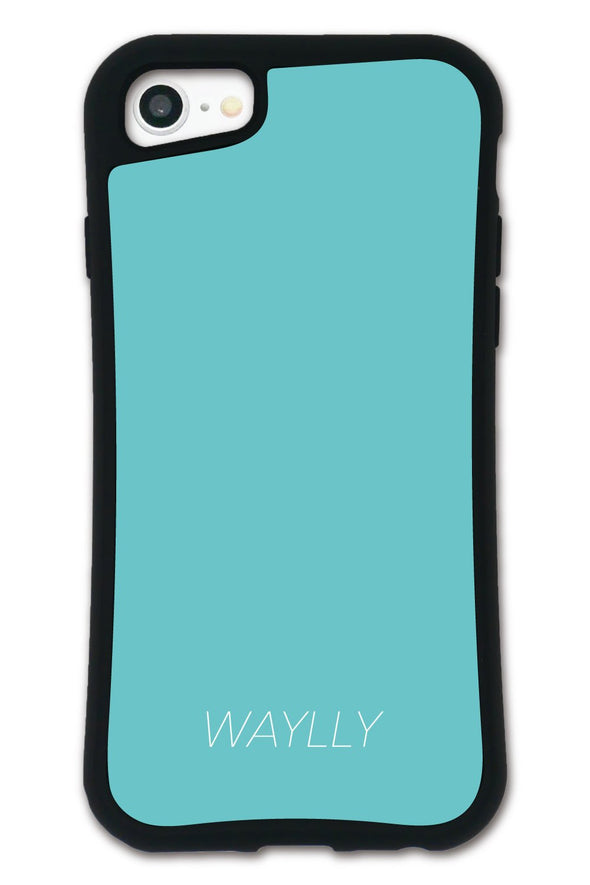 ■SET■ SMALL LOGO Mint Blue WAYLLY