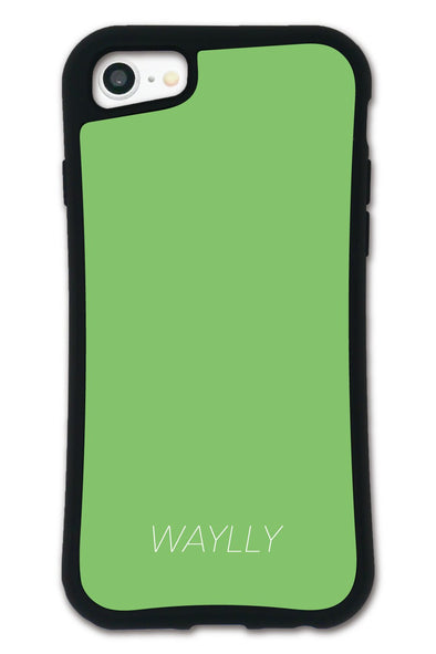 ■SET■ SMALL LOGO Green WAYLLY