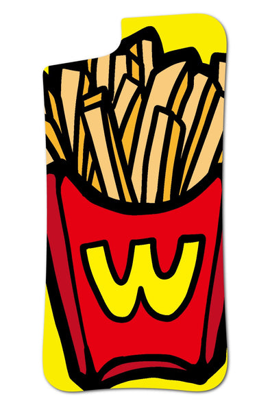 ■ONLY DRESSER■ POP FOOD Fries WAYLLY