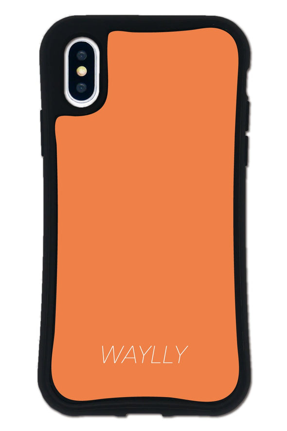 ■SET■ SMALL LOGO Orange WAYLLY