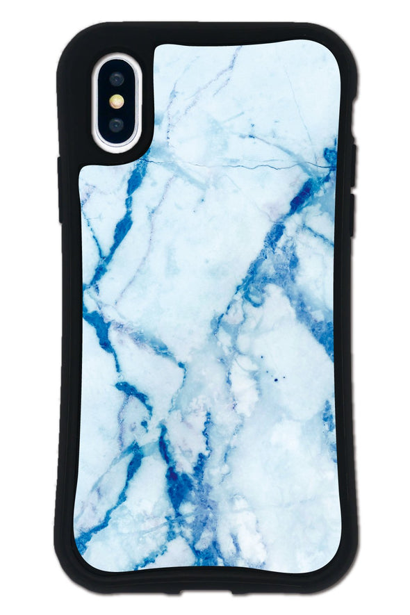■SET■ iPhone X/XS Marble MY WAYLLY