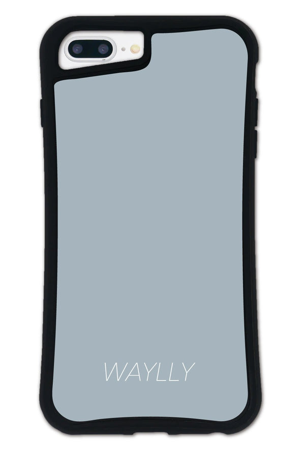 ■SET■ SMALL LOGO Grey WAYLLY
