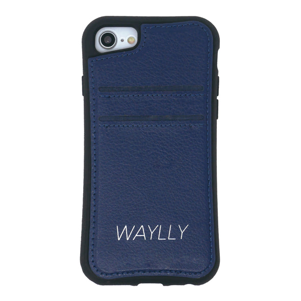 ■SET■ CARD CASE NAVY