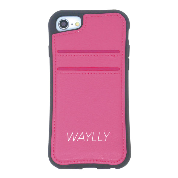 ■SET■ CARD CASE CHERRY PINK