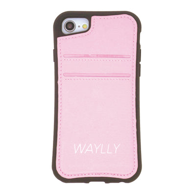 ■SET■ CARD CASE PASTEL PINK