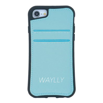 ■SET■ CARD CASE SKY BLUE