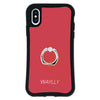 ■SET■ RING CASE RED
