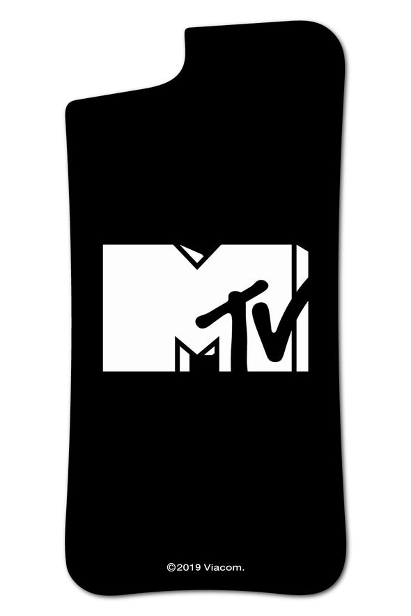 ■ONLY DRESSER■ MTV ORIGINAL MTV Logo Black WAYLLY