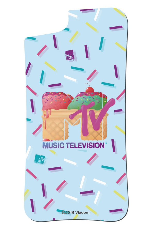 ■ONLY DRESSER■ MTV ORIGINAL MTV Logo Ice cream WAYLLY