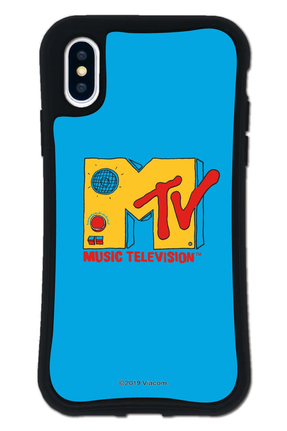 ■SET■ MTV ORIGINAL MTV Logo Blue WAYLLY