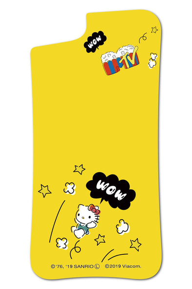 ■ONLY DRESSER■ MTV×Hello Kitty Fun Pop Yellow WAYLLY