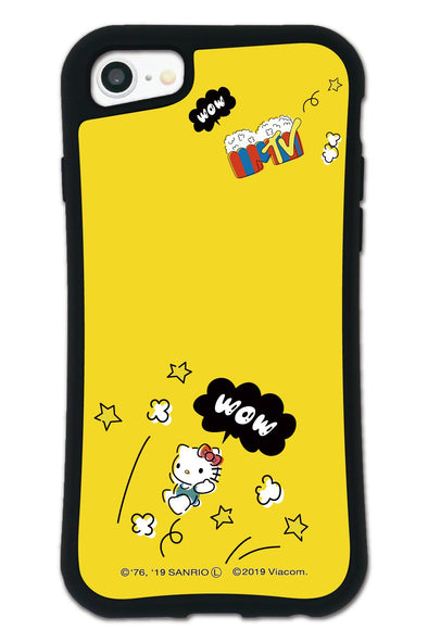 ■SET■ MTV×Hello Kitty Fun Pop Yellow WAYLLY